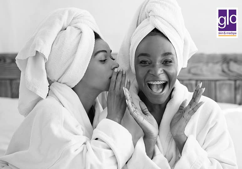 Get Your Glo On With Our Head-To-Toe Glo Spa Package